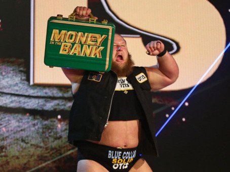 Ways To Get The MITB Briefcase Off Of Otis Reportedly Being Discussed Backstage