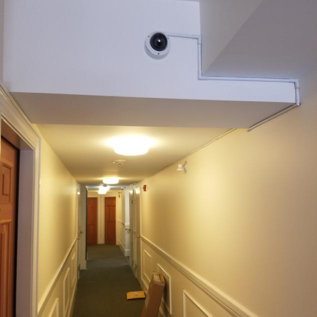 Cambridge Hallway