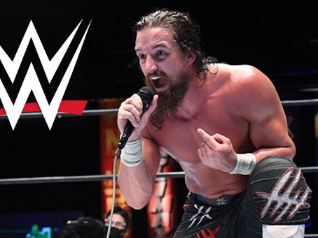NJPW Star Jay White Could Be Headed To WWE, Lots Of Support Backstage