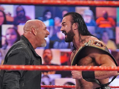 What Drew McIntyre Was Supposed To Say On RAW In His Promo