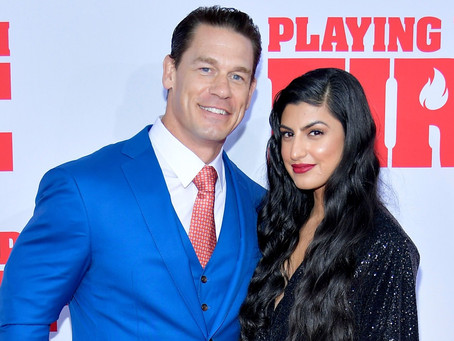 Breaking:John Cena Is Officially Married! Details On The Secret Ceremony