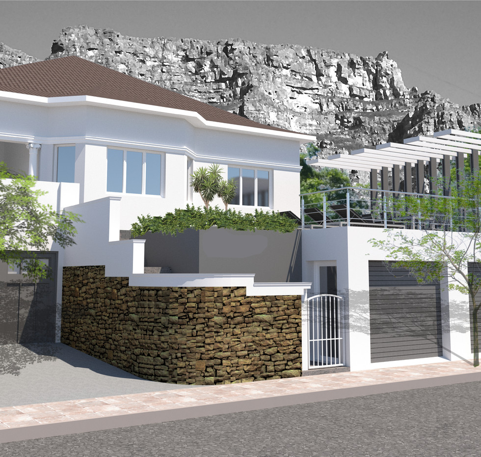 House Garfield Road | Oranjezicht