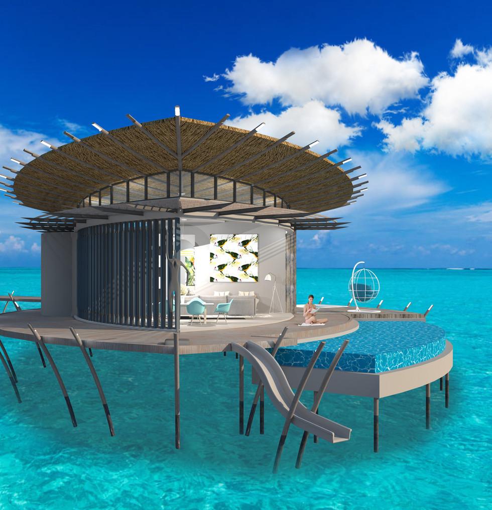 Leaf Resort | Maldives
