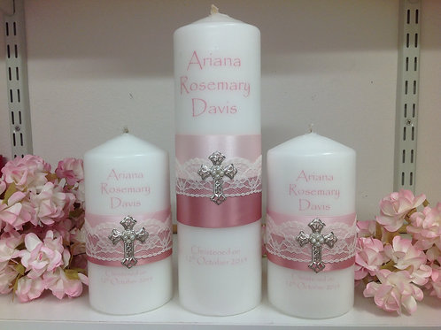 Personalised Candle Ariana Candle