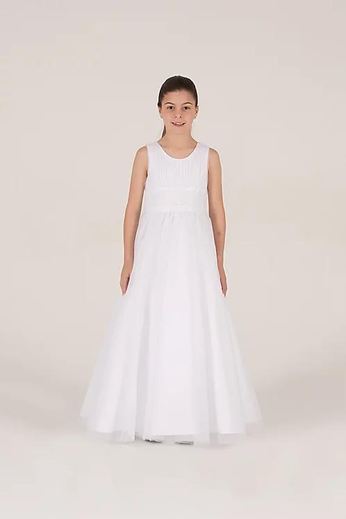 Communion/Flowergirl Gown 6077 White
