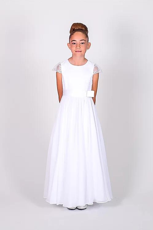 Communion/Flowergirl Gown 6110 Ivory