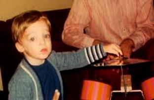 Brady at 3 yrs old