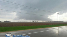 Tornado Warned supercell in SE WI