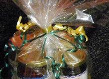 Cadeau 4 mini confitures/gelées
