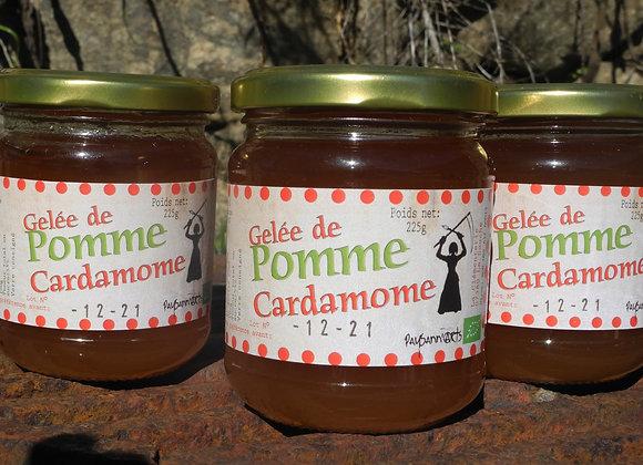 Gelée pomme Cardamome