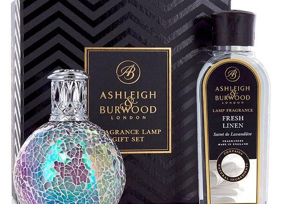 Ashleigh & Burwood Fragrance Lamp Set -  Fairy Ball & Fresh Linen
