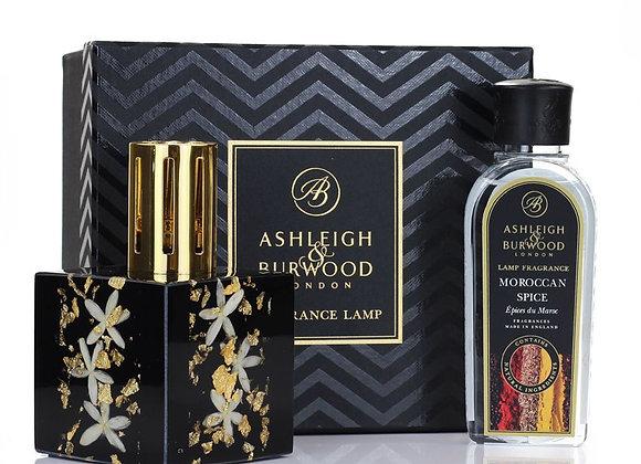 Ashleigh & Burwood Fragrance Lamp Set - Midnight Gold Jasmine & Moroccan Spice