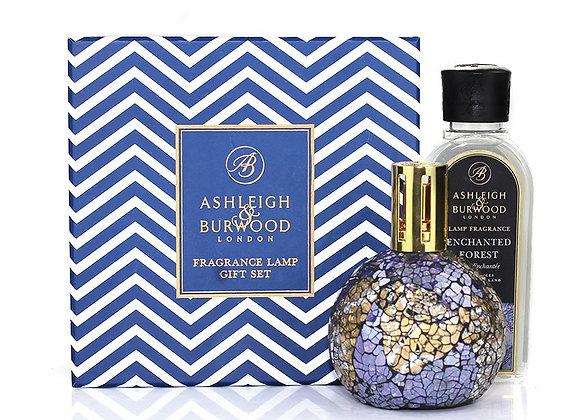 Ashleigh & Burwood Fragrance Lamp Gift Set - Masquerade & Enchanted Forest