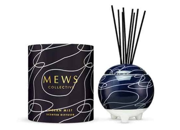 MEWS COLLECTIVE Ocean Mist Large Diffuser 350ml