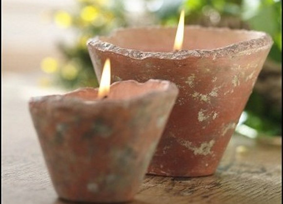 St Eval English Hedgerow Scented Candle Pot - Citronella