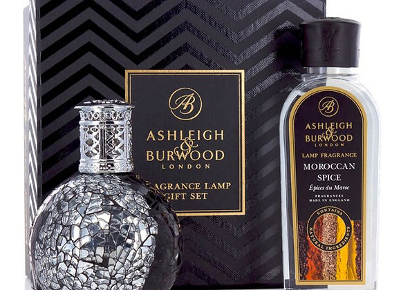Ashleigh & Burwood Fragrance Lamp Set - Little Devil & Moroccan Sp