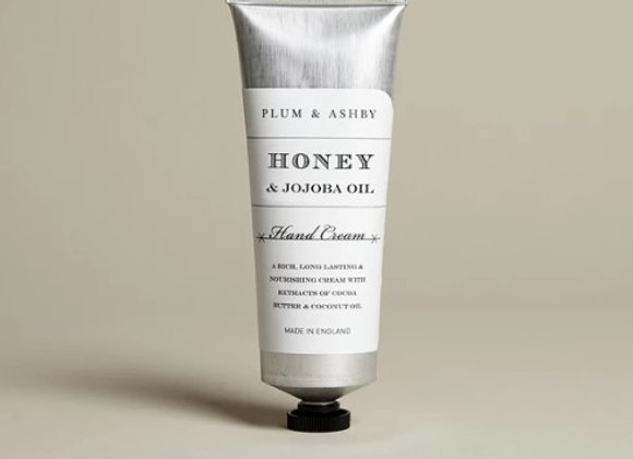 Plum & Ashby Honey & Jojoba Hand Cream 75ml