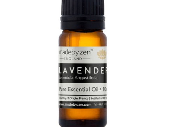 Madebyzen LAVENDER Pure Essential Oil