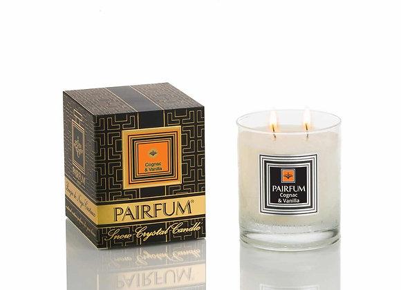 Pairfum Cognac & Vanilla Pairfum Snow Crystal Classic Candle