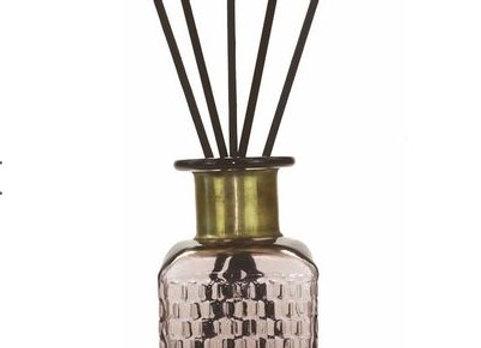 Ashleigh & Burwood Heritage Diffuser Mauve Vessel & Reeds