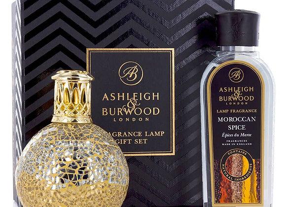 Ashleigh & Burwood Fragrance Lamp Set - Little Treasure & Moroccan Spice
