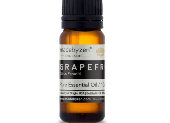 Madebyzen GRAPEFRUIT Pure Essential Oil