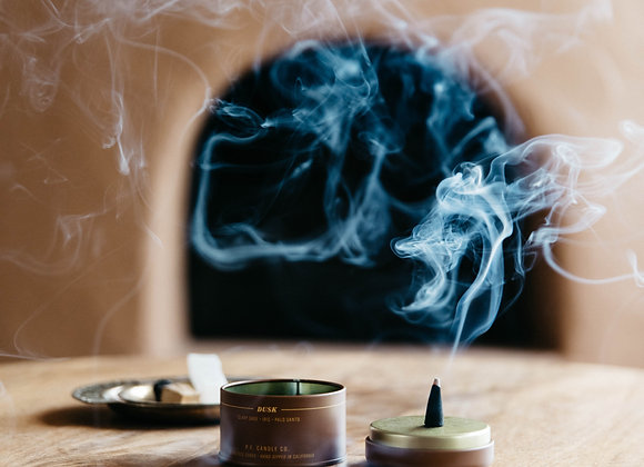 P.F. CANDLE CO. Dusk Incense Cones