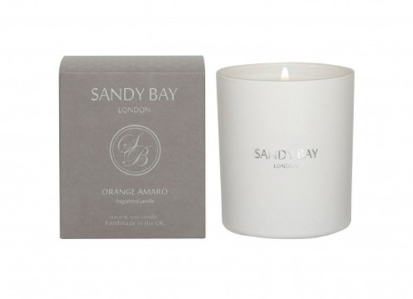 Sandy Bay London Orange Amaro Scented Candle