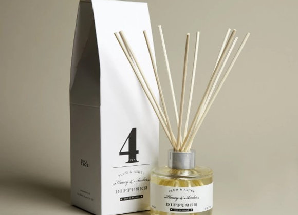 Plum & Ashby  Honey & Amber Diffuser 120ml