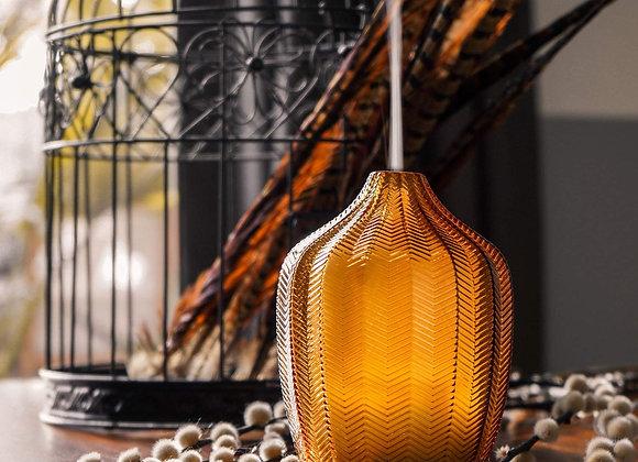 MadeByZen - NITRUM FERN  - Amber Glass Ultrasonic Aroma Diffuser