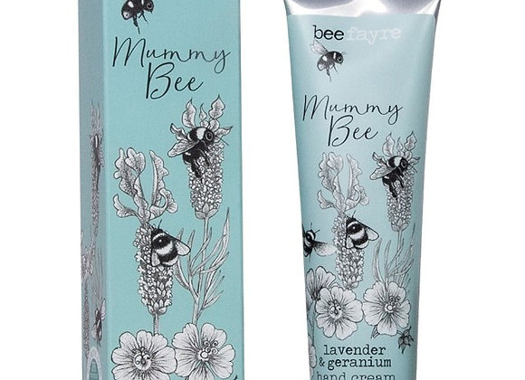 Beefayre - Mummy Bee Lavender and Geranium Hand Cream 100ml