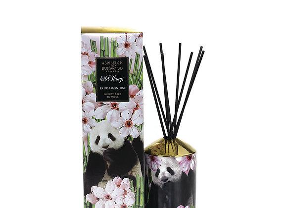 Ashleigh & Burwood Wild Things Diffuser - Pandamonium - Green Bamboo