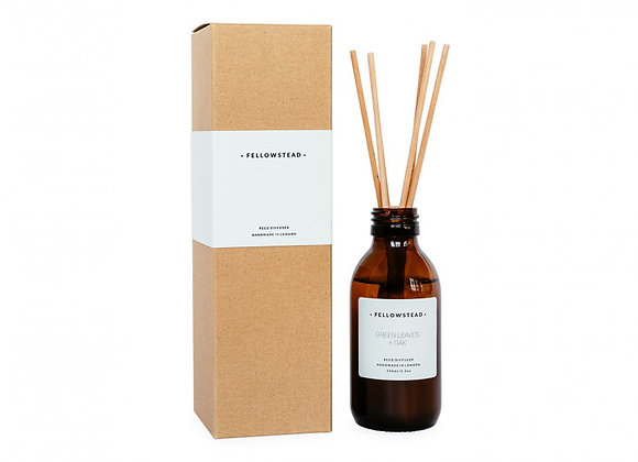 Fellowstead Green Leaves + Oak Essential Oil Diffuser