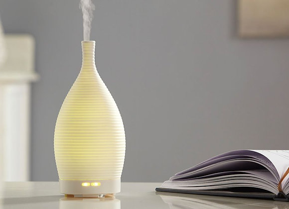 MadeByZen - OSKA - Aroma Mist Diffuser with Mood Lamp & App Control