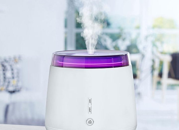MadeByZen - AURORA White Diffuser Aromatherapy, Ultrasonic, Mode Light
