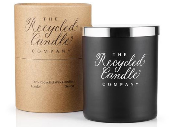 The Recycled Candle Company - Rose and Oud scented candle 30cl