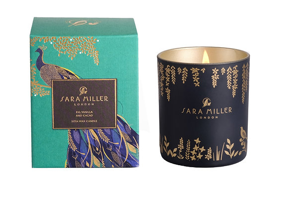 SARA MILLER - FIG, VANILLA & CACAO SCENTED CANDLE