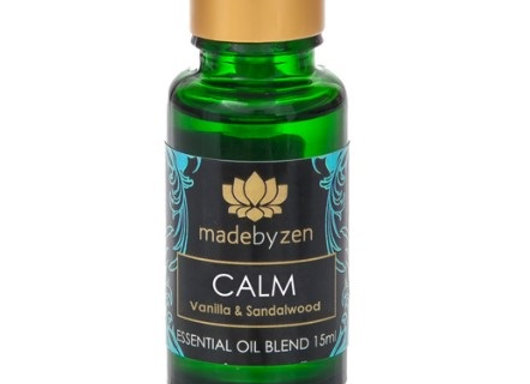 madebyzen CALM Purity Essential Oil Blend 15ml