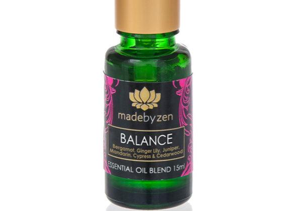 madebyzen BALANCE Purity Essential Oil Blend 15ml