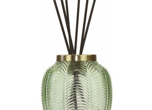 Ashleigh & Burwood Heritage Diffuser Green Vessel & Reeds