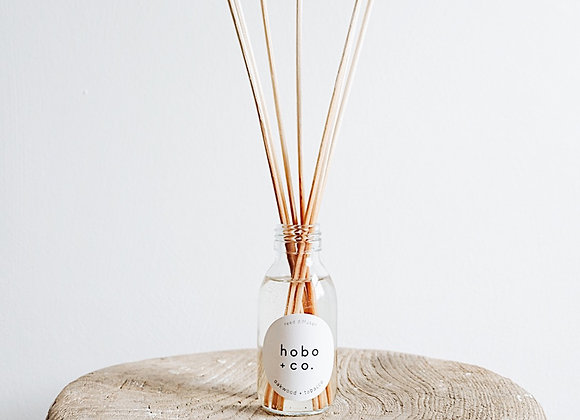 Hobo & Co  - Oakwood & Tobacco Reed Diffuser