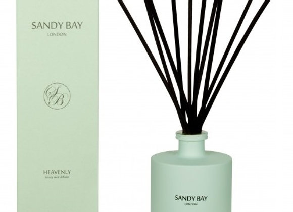 Sandy Bay London Retreat Collection - Heavenly Luxury Reed Diffuser