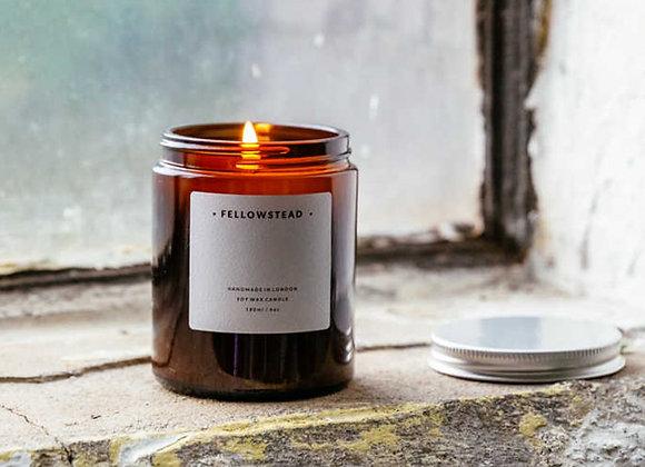 Fellowstead Oakmoss + Vetiver Botanical Candle