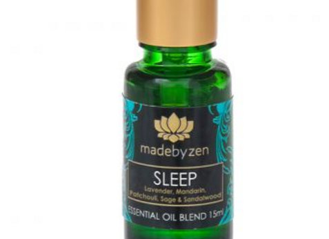 madebyzen SLEEP Purity Essential Oil Blend 15ml