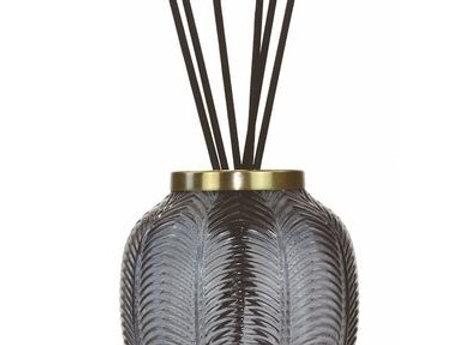 Ashleigh & Burwood Heritage Diffuser Grey Vessel & Reeds
