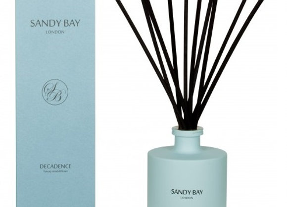 Sandy Bay London Retreat Collection - Decadence Luxury Reed Diffuser