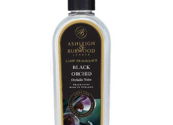 Ashleigh & Burwood Fragrance Lamp Oil - Black Orchid 500ml