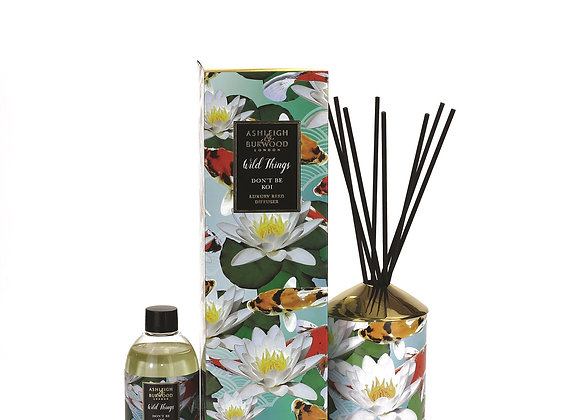Ashleigh & Burwood Wild Things Diffuser - Don't be Koi - Moroccan Spice