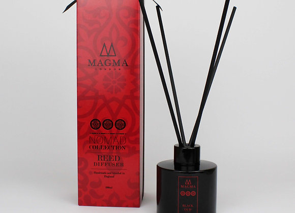 Magma London - Nomad Collection Black Oud (Oud & Blends of Citrus) Diffuser