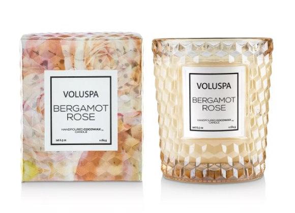 VOLUSPA Roses Collection Candle - Bergamot Rose - 184g